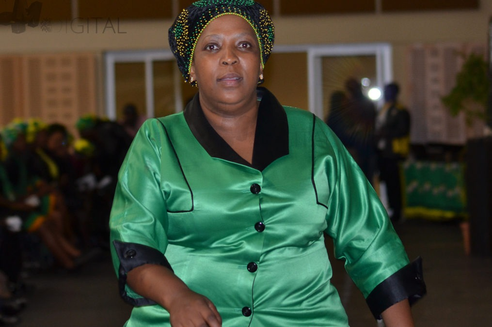 Refilwe Mtsweni to become a PEC member