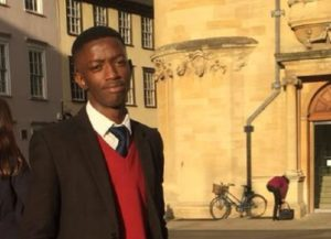 Sizwe's thirst for knowledge earns him space at Oxford University