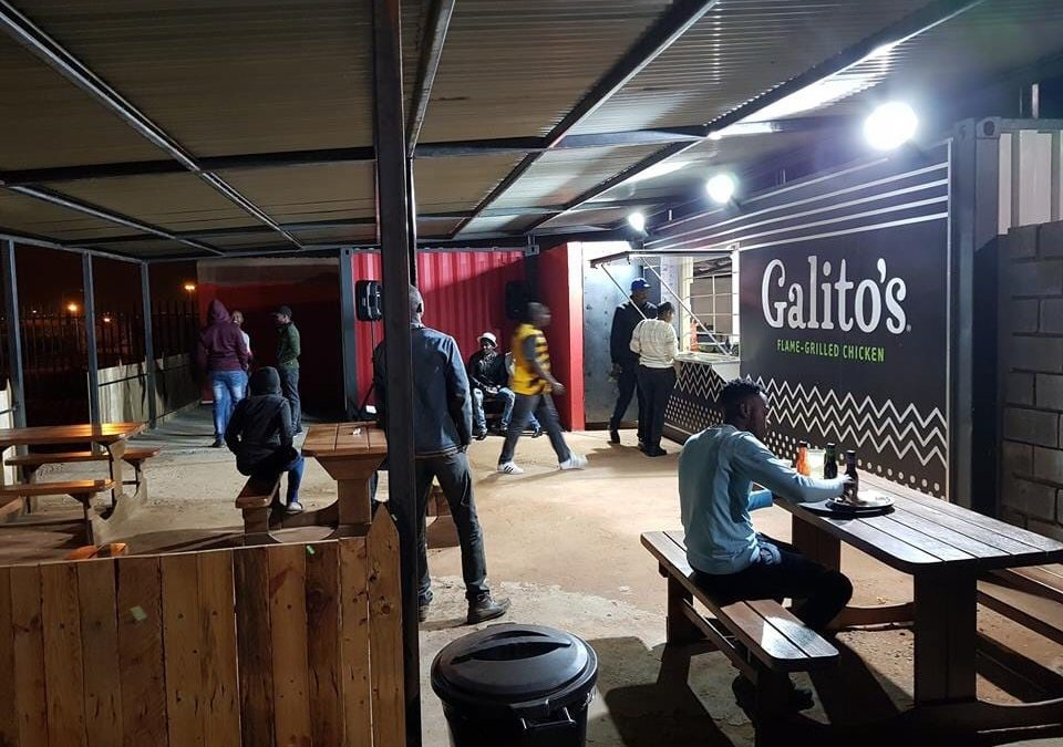 YCCISA assists Mhluzi woman start own Galitos restaurant