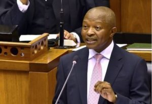 "Mabuza says it's not recession but SA economy is ""refusing to grow"""