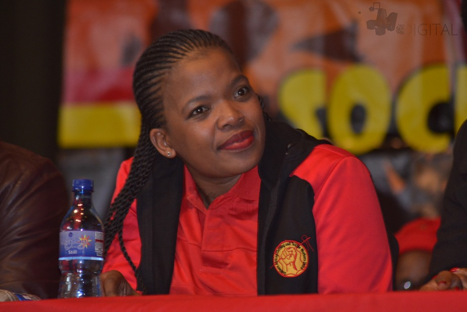 Zingiswa Losi expected to Phakama as first Cosatu female president