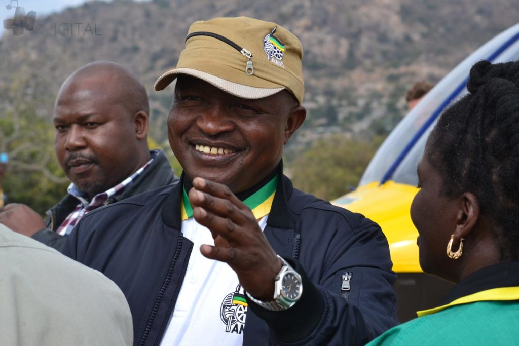 'DD Mabuza promised three leaders they would succeed him'