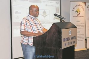 "EHC's George Xaba accused of enriching himself ""from poor's suffering"""