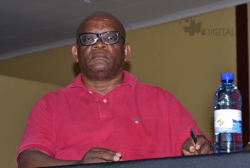 Troubled George Xaba's community meeting collapses
