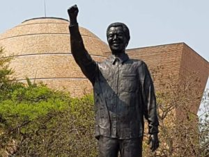 "Money used to erect ""bogus Mandela"" statue supposed to build school: ANCYL"