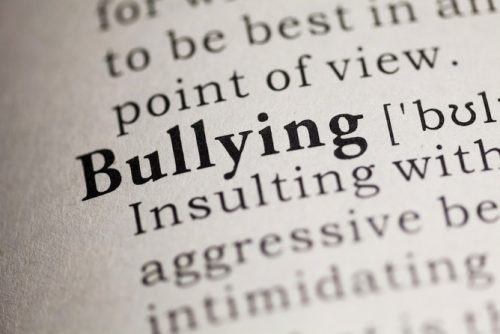 Beware: Adult bullying not good for your health