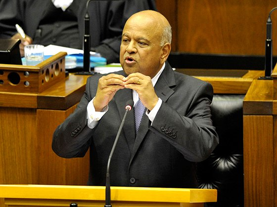 Petrol price will affect state-owned enterprises, says Gordhan