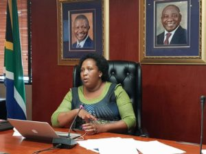 "Mtshweni orders Thandi Shongwe to remove ""deficient"" Mandela Statue"