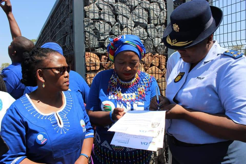 DA complains about increasing KwaMhlanga rape cases, lack of police resources