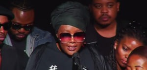 Lerato fights for her status as HHP's widow