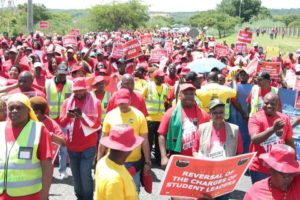 Mpumalanga University students slam timing of Nehawu strike