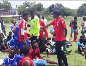 Mpumalanga launches sports academy for girls and boys