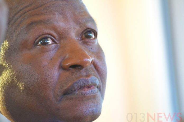 Fred Daniel now claims Mabuza is 'discrediting' him