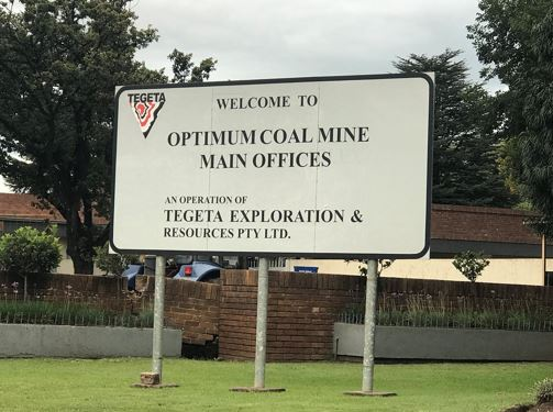 DA blames Gupta's troubled Optimum mine for load-shedding