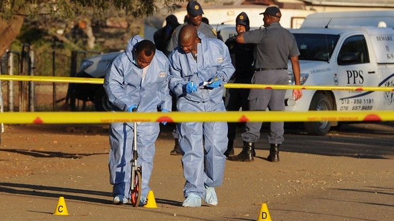 Bushbuckridge police woman and her husband are gunned down
