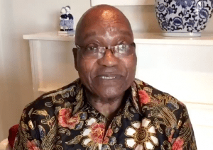 """I want to join the conversation,"" Zuma says as he joins Twitter"