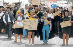"""SA youth unemployed because """"no money"""" to apply: survey"""