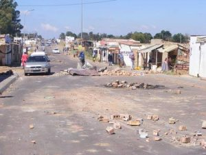 Kwagga residents demand water and job opportunities