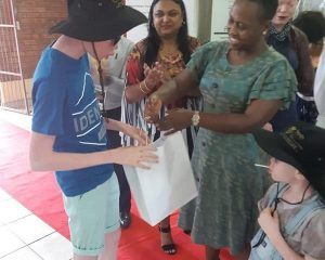 Manzini celebrates rights of people with albinism