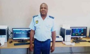 Witnesses say Colonel Sy Maseko's killers came in three cars