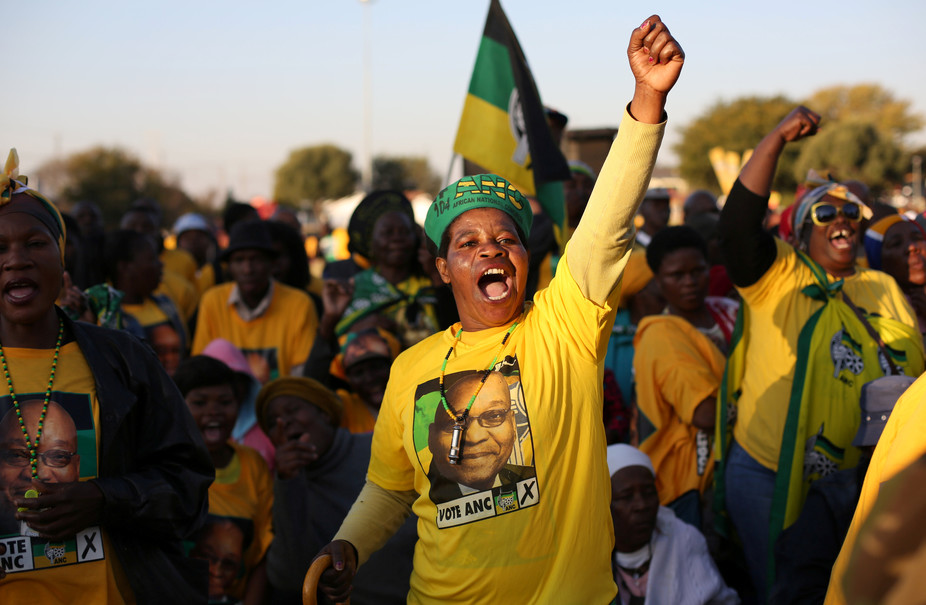 Mpumalanga gets 2nd highest votes for ANC – almost 71%