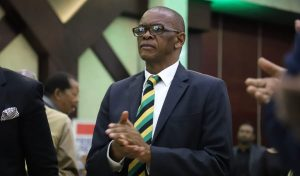Circulating message claims Ace Magashule wants to be President