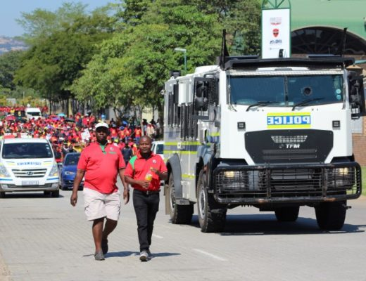 Cosatu uses May Day to demand job creations, end of corruption