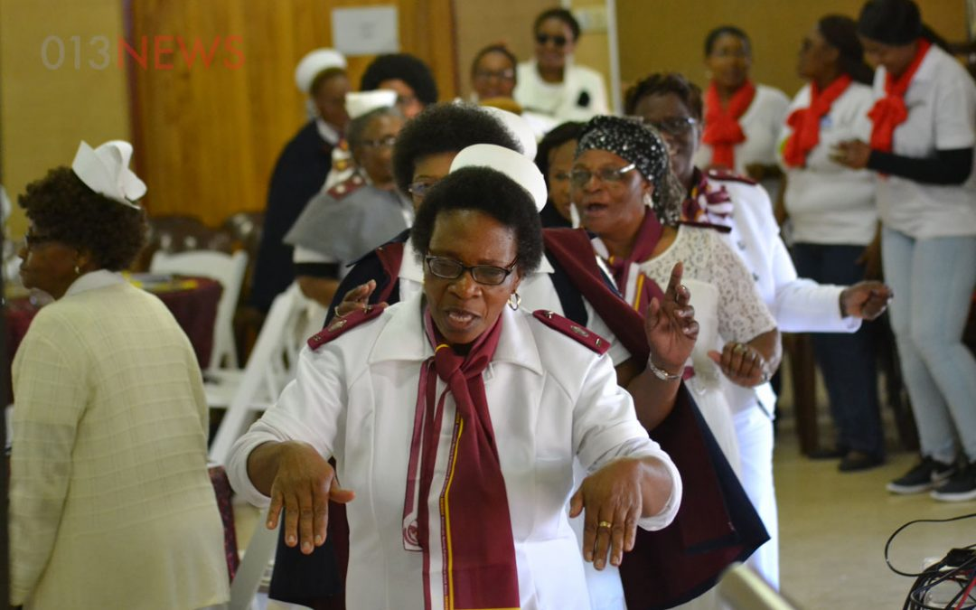 eMalahleni retired nurses in fight to promote 'nursing passion'