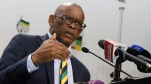 Ace Magashule: ANC will report to voters every 3 months on government progress