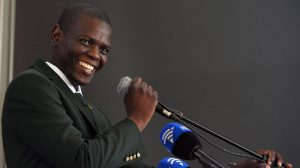Julius Malema says Ronald Lamola, fairly speaking, is a good man