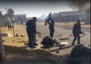 Police probe Dingindoda violence captured on video clip
