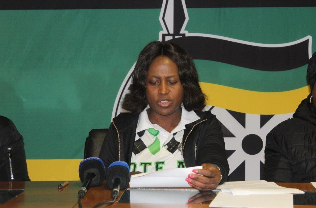 BREAKING – Mpumalanga ANC implements resolution aligning Bohlabela and eHlanzeni