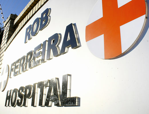 Rob Ferreira hospital will now treat cancer patients