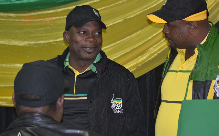 Pat Ngomane bids to be elected ANC secretary