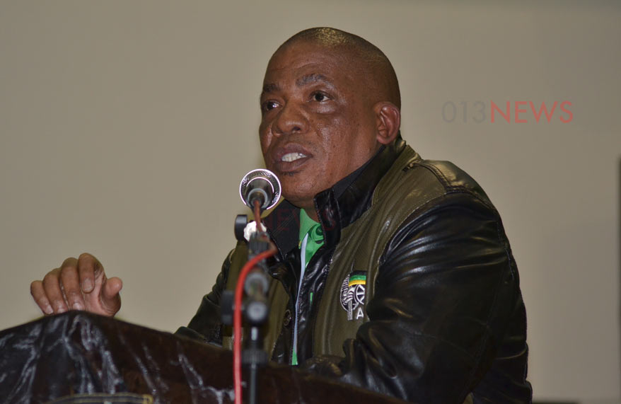 Sibusiso Sgudla not available to contest as deputy chair