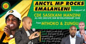 Mpumalanga ANC 'distances' itself from ANCYL's pre-birthday bash