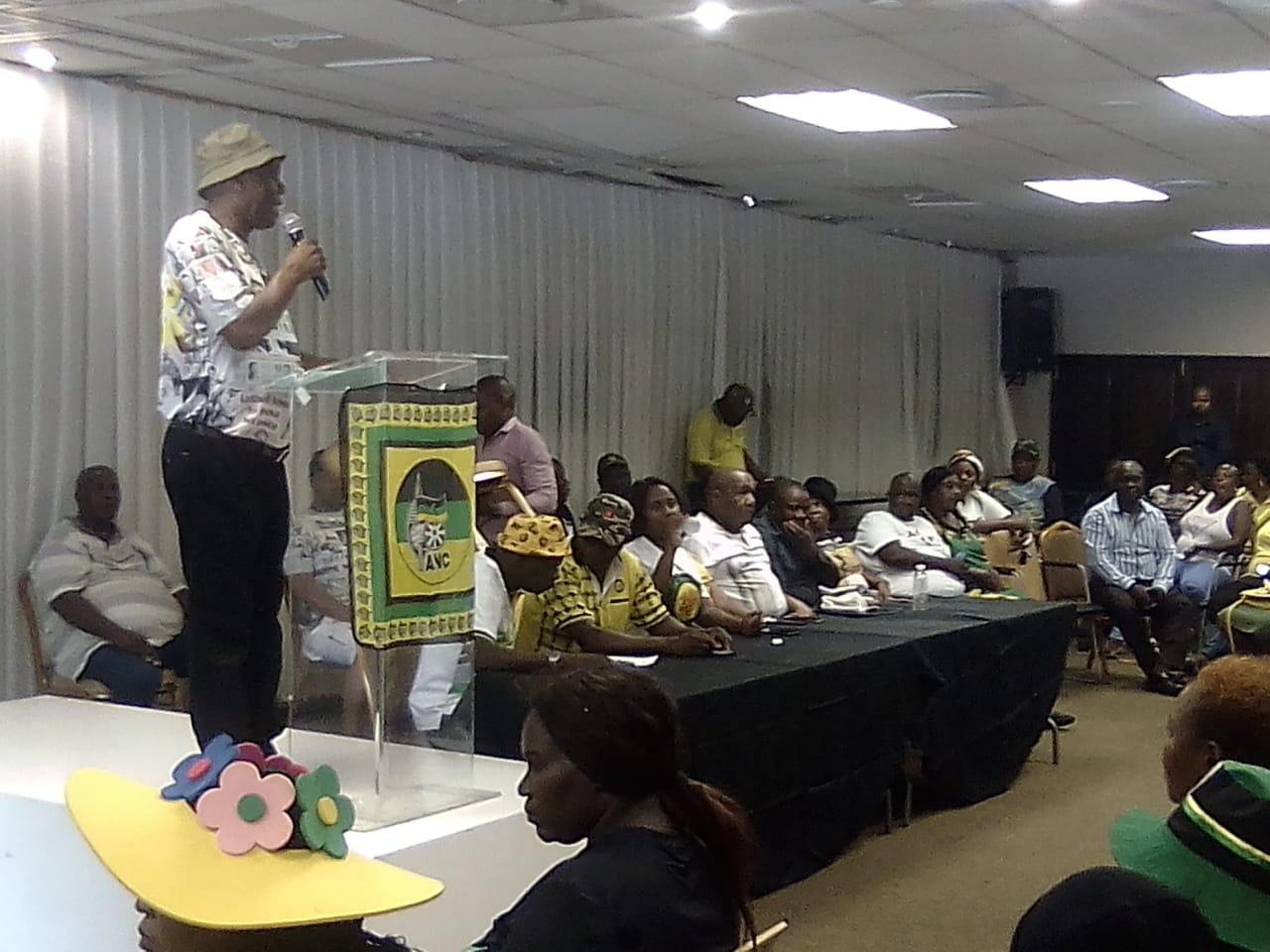 Ehlanzeni ANC plans to block Lindiwe Ntshalintshali from coming to party's 108th birthday in Witbank