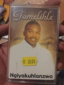 Gamelihle now open to sing for any political party