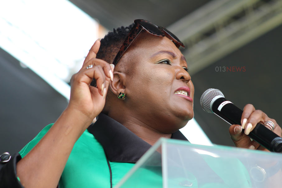 Leah Khoza says they will support women in next congress
