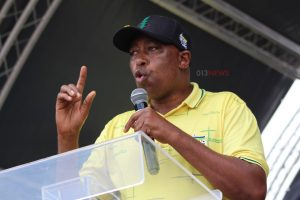 Speedy Mashilo: We are not contesting DD Mabuza