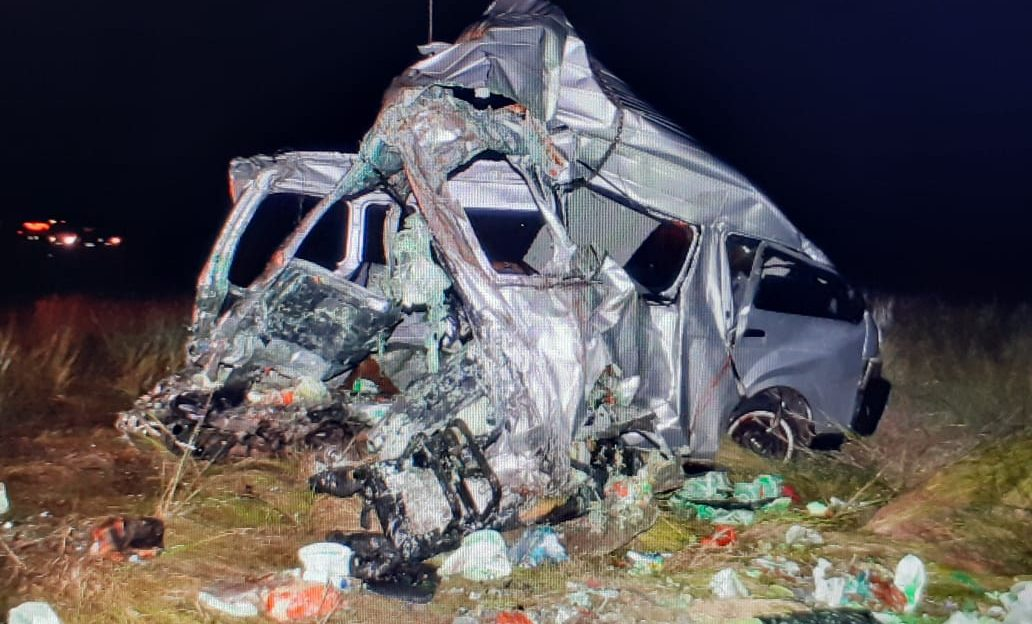 7 perish in Hectorspruit horror crash