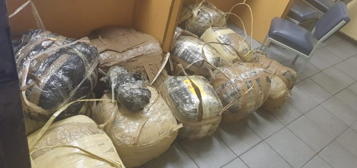 On-duty Ekurhuleni cop is caught transporting dagga in Mpumalanga