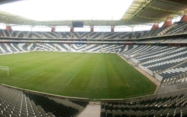 SA plans to turn 4 soccer stadiums into field hospitals