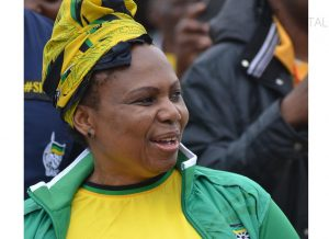 Thandi Shongwe hits out at SACP over Bushiri donations