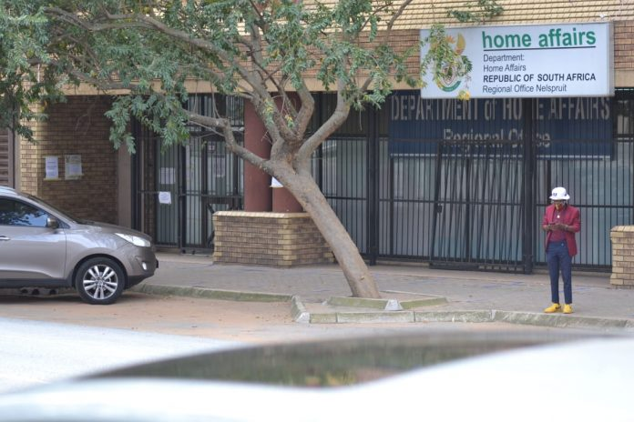 Babies turned away as Mbombela home affairs remain closed