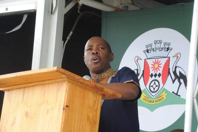 Muzi Chirwa describes journey as 'long, windy and rocky' as mayoral term winds down