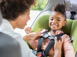Child-seat friendly sedans to choose from