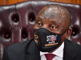World Health told us to move to Level 1, Ramaphosa