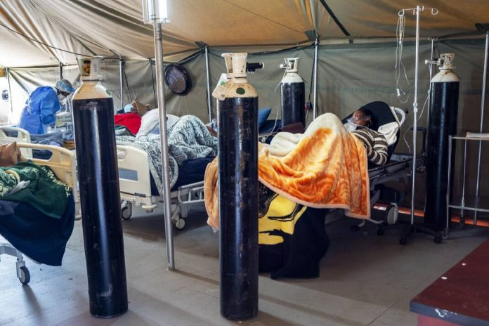R405 million to buy Covid medical equipment