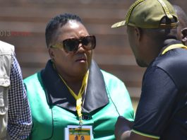 Leah Khoza plans male-only march against women abuse